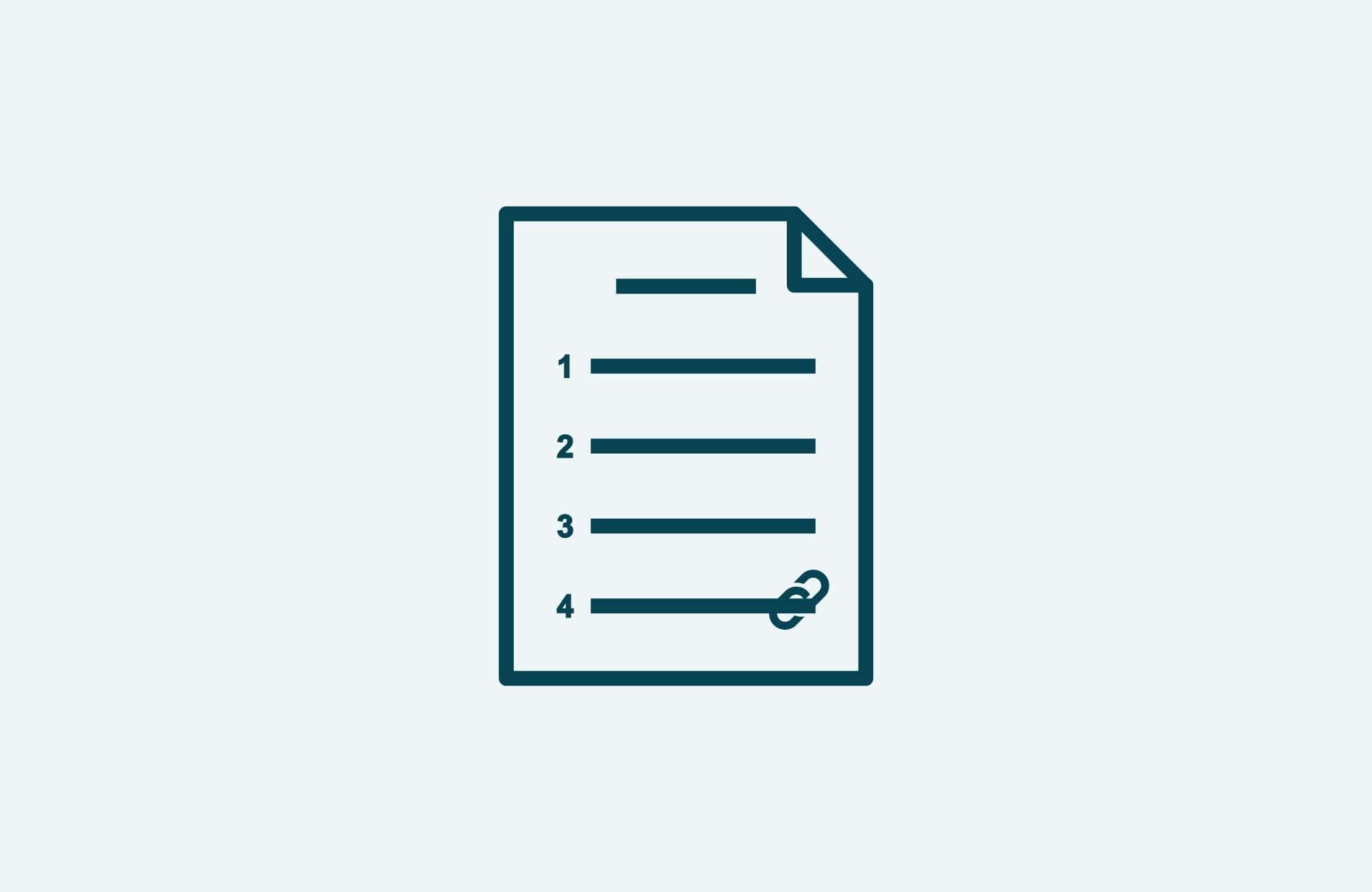 Linképítés listaoldalakon (resource page link building)