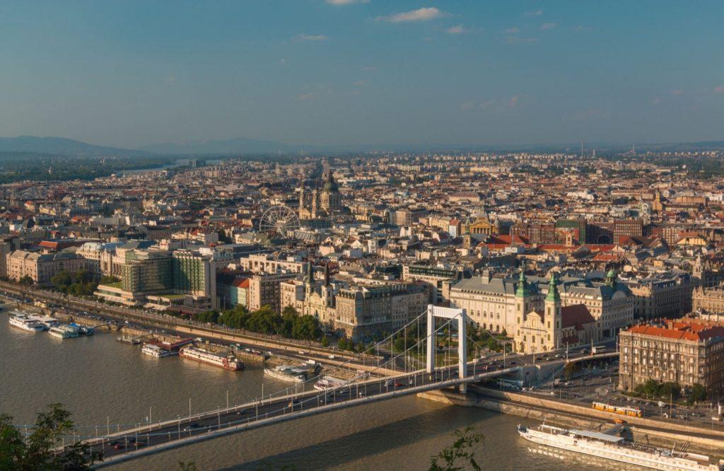 Budapesten minden cég életében fontos az online jelenlét